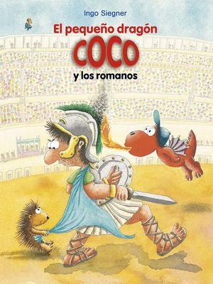 PEQUEÑO DRAGÓN COCO Y LOS ROMANOS, EL