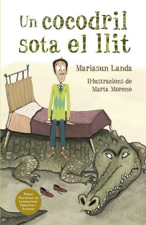 COCODRIL SOTA EL LLIT, UN