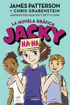 NOVELA GRÁFICA DE JACKY HA-HA, LA