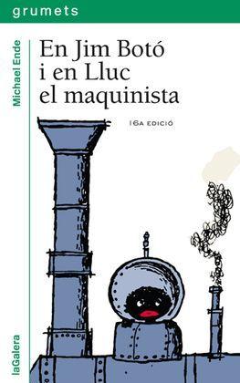 JIM BOTÓ I EN LLUC EL MAQUINISTA, EN