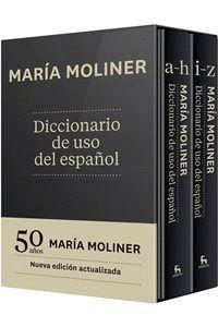 DICCIONARIO DE USO DEL ESPAÑOL - MARIA MOLINER