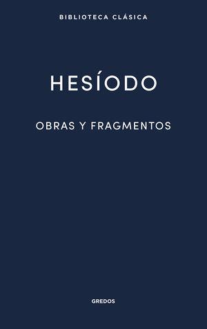 OBRAS Y FRAGMENTOS