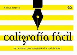 CALIGRAFÍA FÁCIL