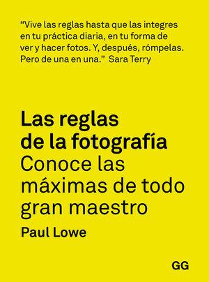 REGLAS DE LA FOTOGRAFÍA, LAS