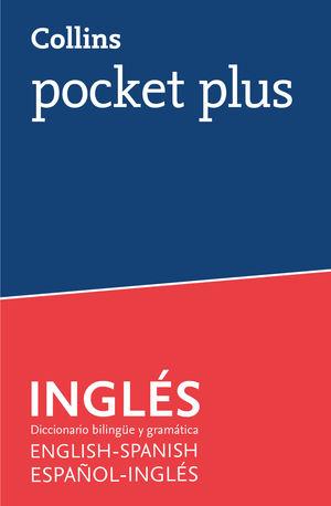 COLLINS POCKET PLUS ENGLISH-SPANISH / ESPAÑOL-INGLES CON CD-ROM