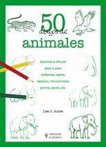50 DIBUJOS DE ANIMALES