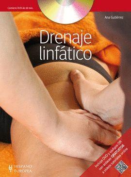 DRENAJE LINFÁTICO (+DVD Y QR)