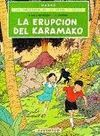 ERUPCIÓ DEL KARAMAKO, L'