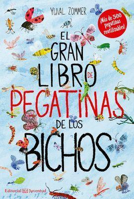 GRAN LIBRO DE PEGATINAS DE LOS BICHOS, EL