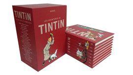 AVENTURES DE TINTIN, LES - BOX ( ESTOIG 8 VOLS. )