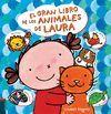 GRAN LIBRO DE LOS ANIMALES DE LAURA, EL