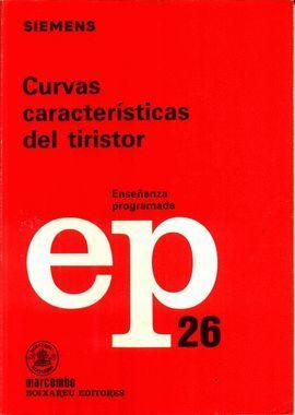 CURVAS CARACTERISTICAS DEL TIRISTOR
