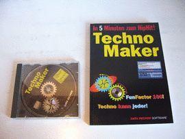 TECHNO MAKER PARA WINDOWS:  DATA BECKER