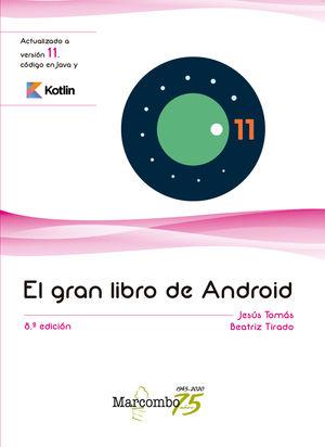 ANDROID, EL GRAN LIBRO DE