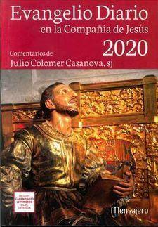 EVANGELIO DIARIO 2020  ( PEQUEÑO )  EN LA COMPAÑIA DE JESUS