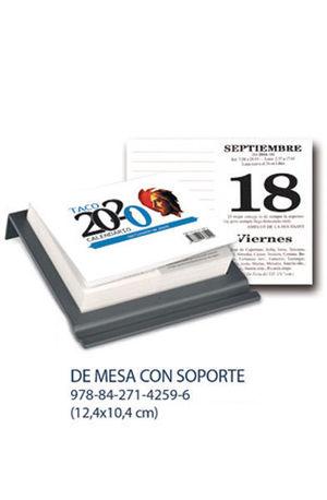 TACO MESA 2020 (CON SOPORTE)CORAZON DE JESUS