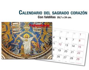 CALENDARIO 2020 FALDILLAS CORAZON DE JESUS (PARED)