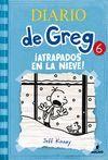 DIARIO DE GREG 06 - ATRAPADOS EN LA NIEVE!!