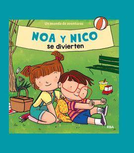 NOA Y NICO SE DIVIERTEN
