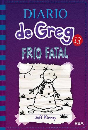 DIARIO DE GREG 13 - FRÍO FATAL