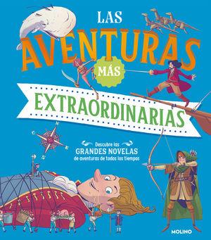 AVENTURAS MÁS EXTRAORDINARIAS, LAS