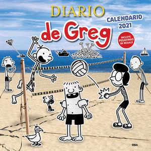 CALENDARIO 2021 - DIARIO DE GEG