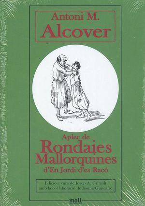 APLEC DE RONDAIES MALLORQUINES D'EN JORDI D'ES RACÓ VOL. VIII