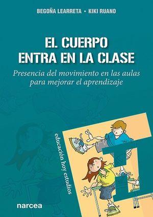 CUERPO ENTRA EN LA CLASE, EL