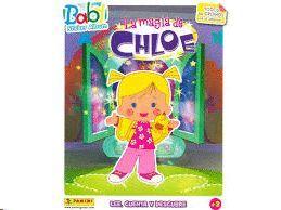 BABY STICKER ALBUM: LA MAGIA DE CHLOE
