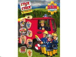 SAM EL BOMBERO - STICK & STACK Nº 212