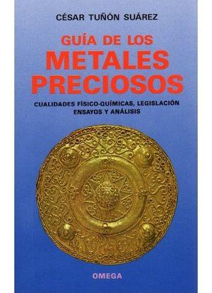 GUIA DE LOS METALES PRECIOSOS