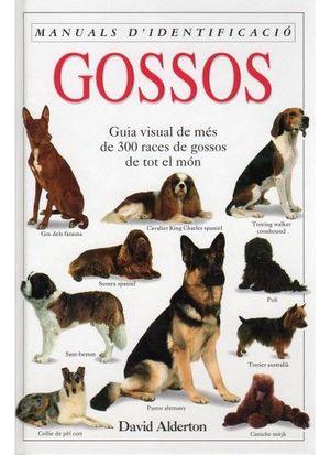 GOSSOS - MANUAL D'IDENTIFICACIÓ