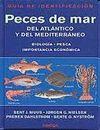 PECES DE MAR. DEL ATLANTICO Y DEL MEDITERRANEO