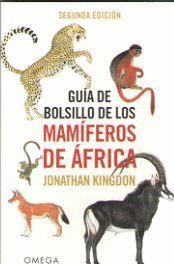GUIA DE BOLSILLO DE LOS MAMIFEROS DE AFRICA