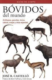 BOVIDOS DEL MUNDO (GUIAS DE CAMPO)