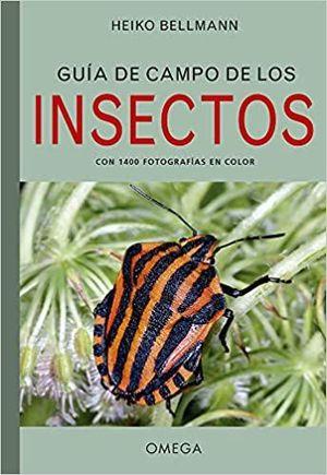 INSECTOS, GUÍA DE CAMPO DE LOS