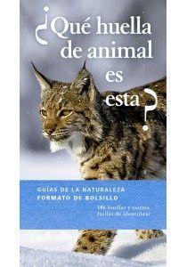 QUÉ HUELLA DE ANIMAL ES ESTA?