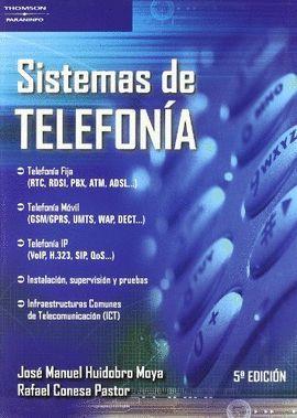 SISTEMAS DE TELEFONIA (5º EDICION)