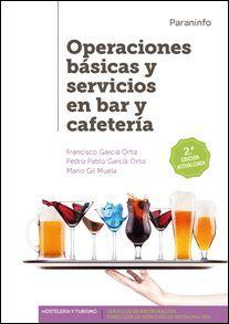 OPERACIONES BÁSICAS Y SERVICIOS EN BAR Y CAFETERÍA