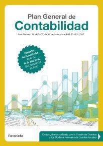 PLAN GENERAL DE CONTABILIDAD (3 EDICION 2017)