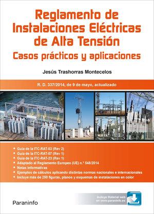 RAT. REGLAMENTO DE INSTALACIONES ELÉCTRICAS DE ALTA TENSIÓN