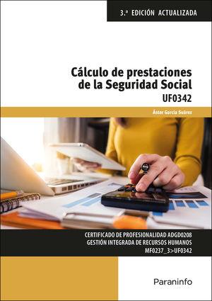 CÁLCULO DE PRESTACIONES DE LA SEGURIDAD SOCIAL