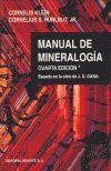 MANUAL DE MINERALOGIA. TOMO 1 DANA 4 (4ª EDICION)