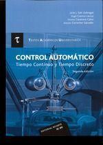 CONTROL AUTOMATICO (2 EDICION 2020)