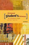 RICHMOND STUDENT'S DICTIONARY CATALA/ANGLES PER A ESTUDIANTS D'ANGLES (+CD)