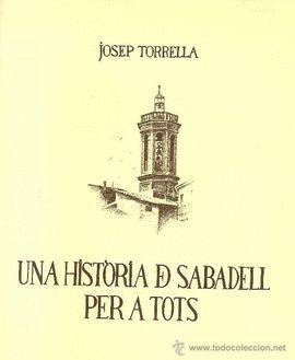 HISTORIA DE SABADELL PER A TOTS, UNA