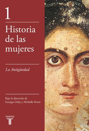 HISTORIA DE LAS MUJERES 1 LA ANTIGUEDAD