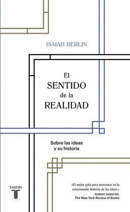 SENTIDO DE LA REALIDAD, EL