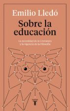 SOBRE LA EDUCACIÓN