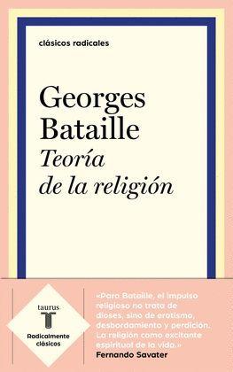 TEORÍA DE LA RELIGIÓN & EL CULPABLE